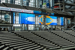 AT&T Stadium LED Wall | Technomedia